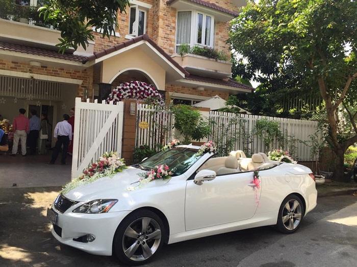 dịch vụ cho thuê xe hoa cưới tại Tây Ninh