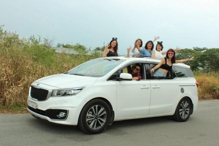 dịch vụ cho thuê xe 4 chỗ tại Tây Ninh