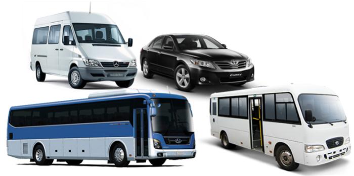 dịch vụ cho thuê xe du lịch 45 chỗ có tài